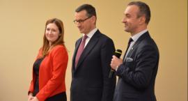 Premier Morawiecki we Włocławku. Padły poważne deklaracje