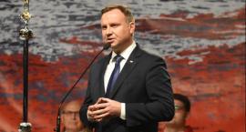 Prezydent RP Andrzej Duda we Włocławku 2018 [ZDJĘCIA]