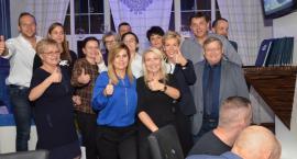 Wybory 2018 we Włocławku: Wieczór wyborczy - Jacek Kuźniewicz