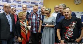 Wybory 2018 we Włocławku: Wieczór wyborczy - Marek Wojtkowski