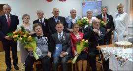 Jubileusze 50-lecia małżeństwa w Gminie Włocławek [ZDJĘCIA]