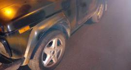Jechał samochodem pod prąd we Włocławku. Spowodował kolizję. Zatrzymała go policjantka