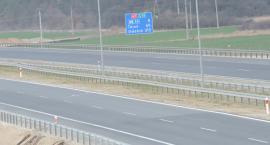Wypadek cysterny na A1 pod Włocławkiem. Droga zablokowana