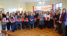 Wręczenie stypendiów studentom PWSZ we Włocławku