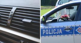 Tragiczny wypadek w Łochocinie na drodze Włocławek – Lipno. Nie żyje kierowca BMW