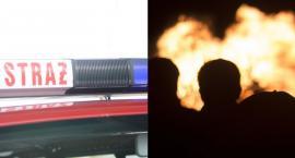 Tragiczny pożar w Mariankach w Gminie Brześć Kujawski. Jaka przyczyna?