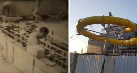 Tak budowano basen Delfin we Włocławku za czasów Edwarda Gierka [VIDEO]