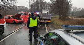 Śmiertelny wypadek na trasie Brześć Kujawski - Włocławek. Nie żyje 20-latka