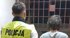 Rozbój w jednym ze sklepów we Włocławku. 22-latek chciał pobić ekspedientkę