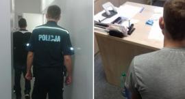 Pobicie w Aleksandrowie Kujawskim. Zakrwawionego 24-latka napadło 4 mężczyzn