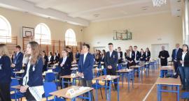 Egzamin gimnazjalny we Włocławku: Długosz [ZDJĘCIA]