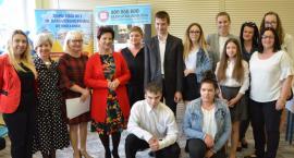 Zespół Szkół Nr 3 im. Marii Grzegorzewskiej we Włocławku nagrodzony w konkursie Szkoła wolna od używek