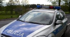 Czołowe zderzenie dwóch volkswagenów w Bobrownikach