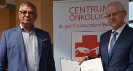 Krzysztof Grządziel sfinansował sprzęt dla Filii RCO we Włocławku