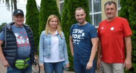 Rajd Rowerowy z Zieloną Kolejką 2019 w Gminie Baruchowo [ZDJĘCIA, VIDEO]