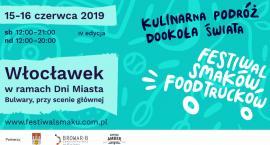 Dni Włocławka 2019: IV Festiwal Smaków Food Trucków 2019