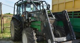 40-latek ukradł ciągnik i przyczepę w Niemczech. Złapano go w regionie