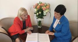 Z Minister Rodziny Pracy i Polityki Społecznej o Włocławku i regionie