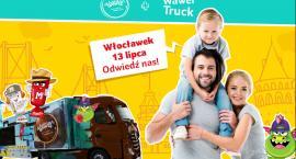 Interaktywny Wawel Truck we Włocławku z Latem na Maxxxa. Marka Wawel przygotowała moc słodkości