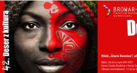 Deser z kulturą afrykańską w Starej Remizie we Włocławku 2019