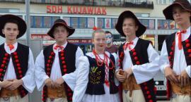 Koncert na placu Wolności we Włocławku