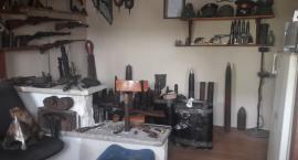 Amunicja, trotyl, karabiny maszynowe i całe składowisko broni pod Wąbrzeźnem