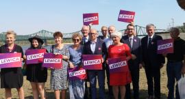 Wybory parlamentarne 2019 Włocławek. Lewica  zaprezentowała kandydatów i  program wyborczy