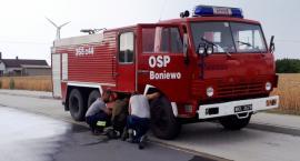 Strażacy z Boniewa zbierają na nowy samochód i proszą o pomoc. Obecny to Muzeum na kółkach