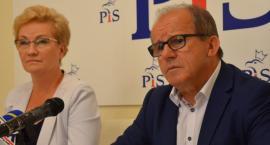 Zbonikowski wykluczony z PIS. Senator Łyczak i Marzenna Drab wyjaśniają