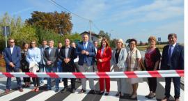 Droga Lubraniec – Kruszynek przebudowana