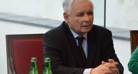 Jarosław Kaczyński we Włocławku. Przyjedzie na Konwencję PIS