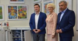 Zespół Szkół w Nieszawie otrzymał pracownię mobilną z KPCEN we Włocławku