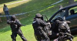 Kobra 2019 Powiat Włocławski, Przydatki Gołaszewskie. Pożar i atak terrorystyczny