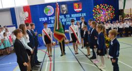 Nadanie sztandaru szkole w Smólniku [ZDJĘCIA VIDEO]