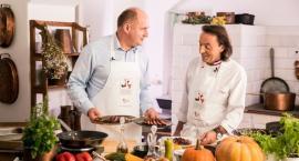 Spoty w Kłóbce z udziałem gwiazdy programów kulinarnych Michela Morana i marszałka Całbeckiego