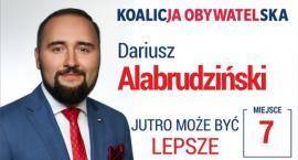 Wybory parlamentarne 2019 Włocławek: Dariusz Alabrudziński: Od pokoleń służymy ludziom