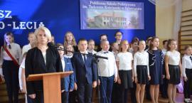 90 lat szkoły w Zgłowiączce Gmina Lubraniec