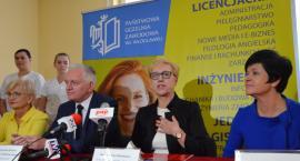 Wicepremier Jarosław Gowin w PUZ we Włocławku
