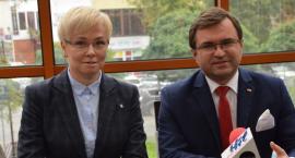 Zbigniew Girzyński we Włocławku. Co sądzi o naszym mieście kandydat na posła? Padają mocne słowa