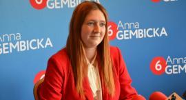 Anna Gembicka kandydatka do Sejmu podsumowała kampanię