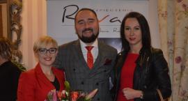Dariusz Alabrudziński kandydat na posła na jubileuszu firmy RAVAN z Lipna
