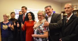 Wybory 2019.  Kandydat do Senatu Łukasz Zbonikowski dokonuje posumowania
