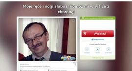 Jarosław Jałoszyński z Chocenia zmaga się w chorobą. Mieszkańców Włocławka i okolic prosi o pomoc