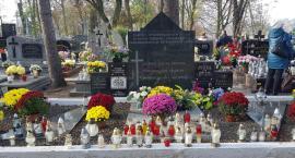 Wszystkich Świętych 2019: Cmentarz Brześć Kujawski [ZDJĘCIA]