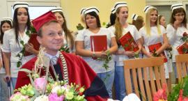 Wręczenie dyplomów na Pielęgniarstwie w PUZ we Włocławku [ZDJĘCIA]