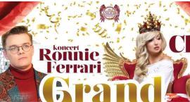 Ronnie Ferrari i Cleo wystąpią we Włocławku