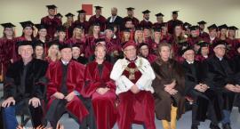 Wręczenie dyplomów w KSW we Włocławku