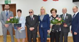 Medale za Złote Gody w Gminie Włocławek