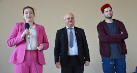 Koncert rapera Pawła Przewoźnego pod patronatem poseł na Sejm RP Anny Gembickiej (ZDJĘCIA)