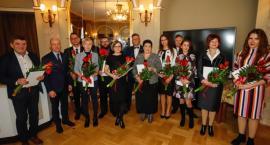 Pracownicy kultury województwa Kujawsko-Pomorskiego nagrodzeni